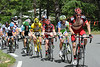 Brent Bookwalter leads the chase of Schleck on the Izoard, BMC doesn't seem too concerned..