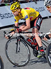 Cadel Evans is less than two laps away from becoming the Tour de France winner..!