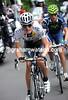 Van Garderen has accelerated on the Col de la Croix St Robert - he's taken Rui Costa with him...