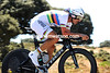 "Fabian Cancellara, took 4th at 1' 27"" - a big beating for the reigning World Champion..."