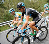 And how's this for an odd-debate:Thomas Lovkvist and fellow Swede, Fredrik Kessiakoff - a man who could yet surprise Team Sky's race-leader..!