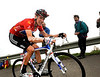 Wiggins had blown - oh, how it's hurting the race-leader..!