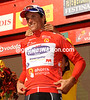 Sylvain Chavanel has become race-leader after staying near to the head of affairs today...