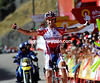 Daniel Moreno wins stage four into Sierra Nevada...