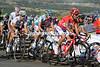 Joachim Rodriguez looks comfortable ahead of Van den Broek, Roche and Wiggins...