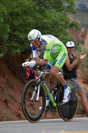 52 seconds adrift., Ivan Basso took 97th