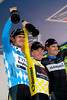 Leipheimer, Vandevelde and Van Garderen have secured the top three spots of the inaugural USA Pro Cycling Challenge!