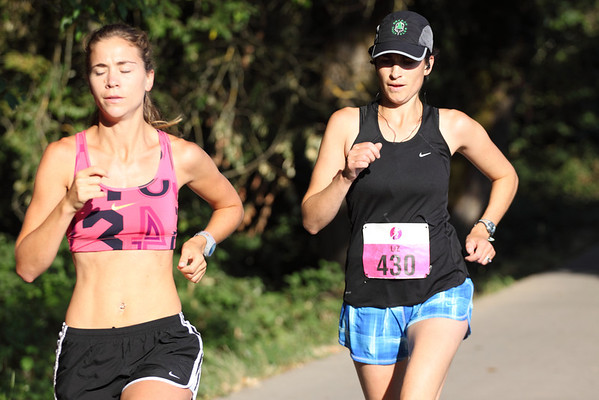 Eugene Women's Half Marathon (9.4.2011)