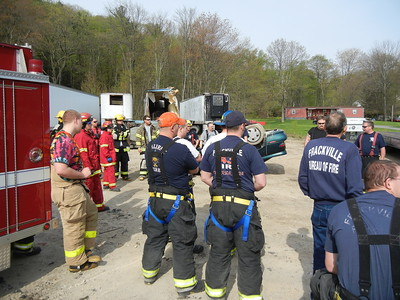 2011 SCHUYLKILL COUNTY FIRE-RESCUE TRAINING
