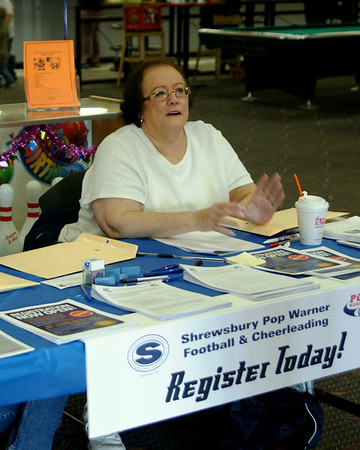 Registration at AMV