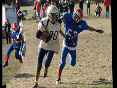 2011 SYFCA Pop Warner