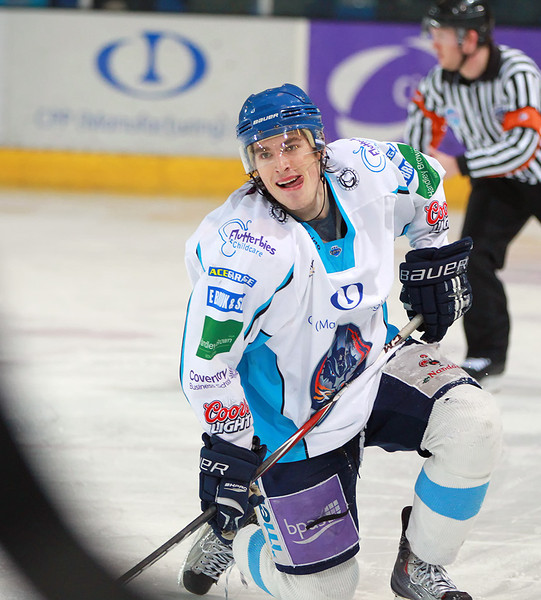 Blaze v Belfast Giants - 26/03/2012