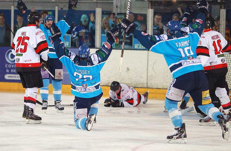 Blaze v Cardiff Devils - 30/03/2012