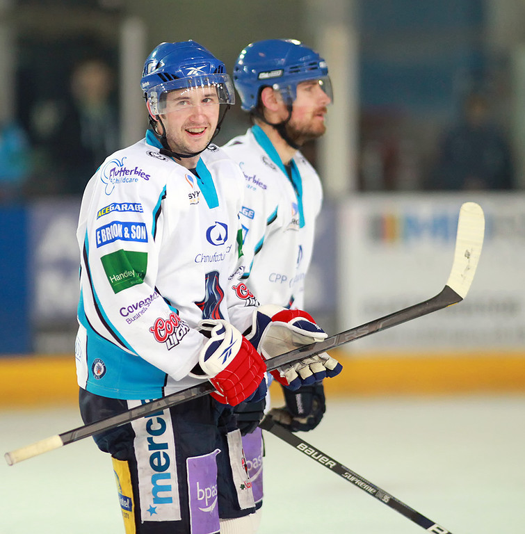 Blaze v Edinburgh Capitals - 14/03/2012
