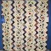First Place<br /> Batik Garden<br /> Sunshine State Quilters Association