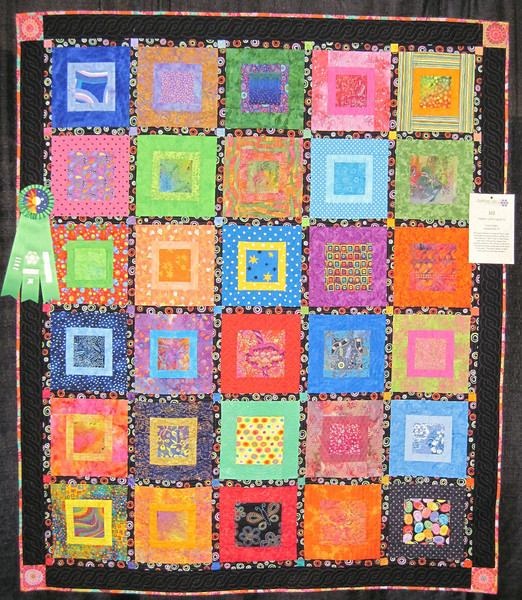Judge's Recognition<br /> Thirty Little Quilts<br /> Vicki Zoller