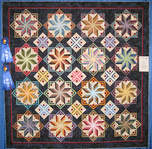 Large Pieced Duet Quilts