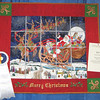 Third Place<br /> Santa's Ride<br /> Tammy Zinkosky