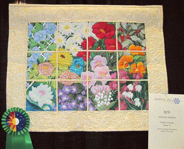 Judge's Recognition<br /> Window Garden<br /> Tammy Zinkosky