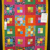 The Colorful 4-Patch<br /> Tia Scalisi