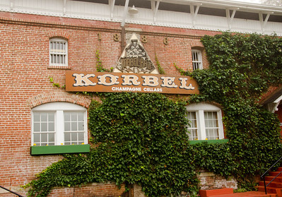 Korbel and Sonoma-Cutrer Wineries