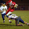 Adam Berryman takes flight. From Football 2011 10 28 Bermudian Springs 42 Littlestown 7