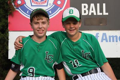 Longs home run hitters. Congratulations guys!