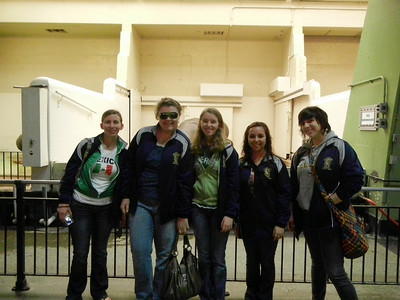 Spring Band Trip - By Sara Becker