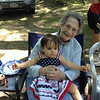 Great Grandma (Monica) and Harmony