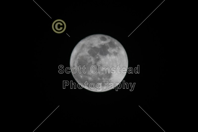 """The full """"Super Moon"""" of Saturday, March 19, 2011"""