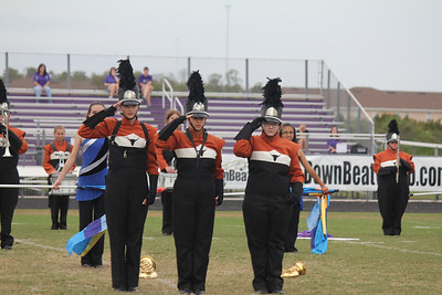 2011 TCHS Marching Arts Festival