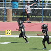 #15 carrying the ball