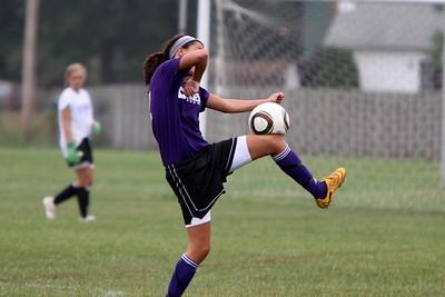 2011 Tiger Girls Soccer