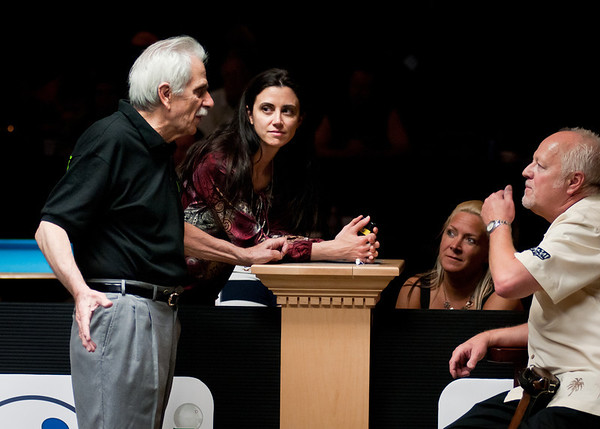 Danny Di Liberto, Angela Di Liberto & Robert 'Cotton' LeBlanc