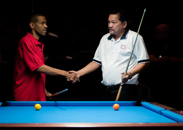Ike Runnels & Efren Reyes