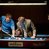 Corey Deuel & Ken Schuman with Alex looking on