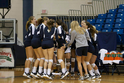 Akron Volleyball v. Ball State