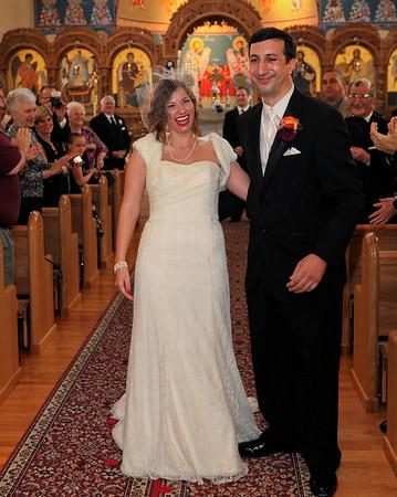 2011 Dianne & Greg Wedding