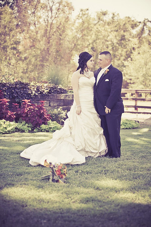 Oct 2 - Kristin & Josh
