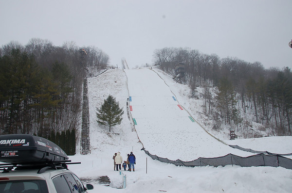 "Snowflake Ski Club - ""4 Hills"" Tournament:  February 5, 2011"