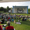 Welcome to Buttermilk Creek Park in Fond Du Lac, Wisconsin!  30 minutes to showtime and the crowd is already pretty big.