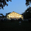 Every town should have a band shell or amphitheater as nice as the Fountain Park in Sheboygan, Wisconsin!