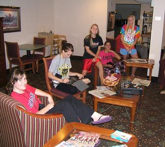 2011 Youth Tour to Washington DC