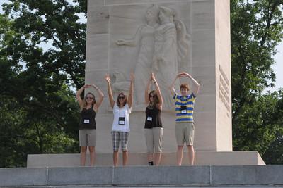 2011 Youth Tour to Washington DC 83523