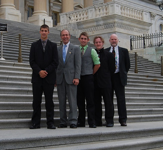 Congressman Garrett with the Sussex group  - compliments of Tom Tate (Sussex REC)