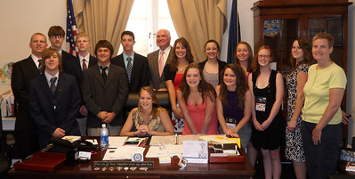 Congressman Kelly with group