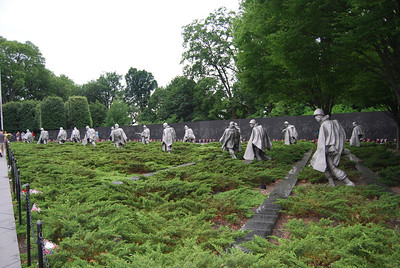Korean War Memorial - compliments of Tom Tate (Sussex REC)