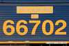 111115-008     Nameplate of 66702 Blue Lightning