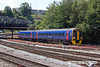 110629-022     FGW class 158 unit no 158769, seen at Bristol Temple Meads.