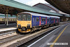 110629-006     FGW class 150 no 150120, seen leaving Bristol Temple Meads with the 10.53 to Taunton.